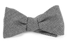 Bow Ties - Ethos Tooth - Black