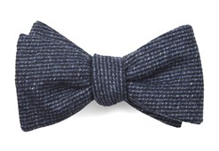 BOW TIES - WRIGHT SOLID - CLASSIC BLUE