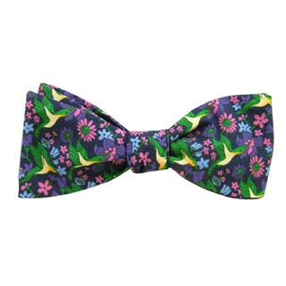 The Brittney Griner Blue Bow Tie