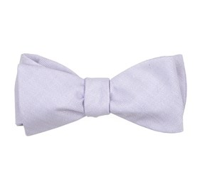 Lavender Uptown Solid bow ties