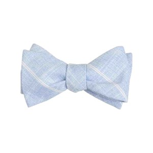 sea breeze panes navy bow ties