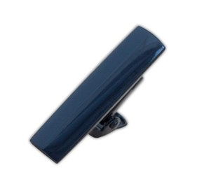 Navy Metallic Color tie bar