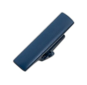 Serene Blue Matte Color tie bar