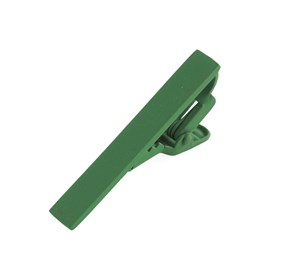 Kelly Green Matte Color tie bar
