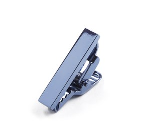 Slate Blue Metallic Color tie bar