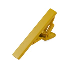 Yellow Matte Color tie bar