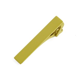 matte color artichoke tie bar