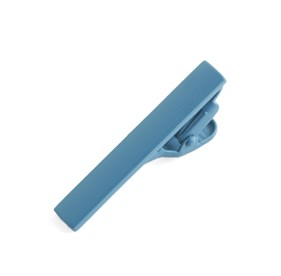 Teal Matte Color tie bar
