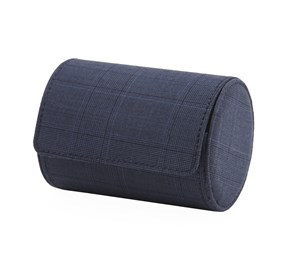Classic Navy Wool Suiting Tie Case Gift Sets