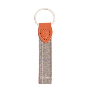 barberis keychain grey gifting