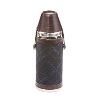 portable flask navy gifting