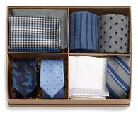 Ties - The Charcoal Style Box - Greys