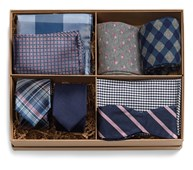 Ties - The Classic Navy Style Box - Navy