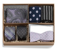 Ties - The Lavender Style Box - Lavender
