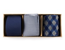 Ties - Basic Navy Gift Set - Navy