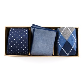 Navy Novelty Navy Gift Set ties