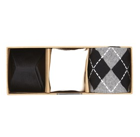 Black Formal Bow Tie Gift Set bow ties