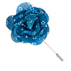 Similar Item - Royal Blue Geo Scope Lapel Flower Pin