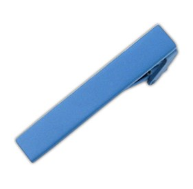 Mystic Blue Matte Color tie bar