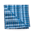 Blues Longboard Plaid By Dwyane Wade Pocket Square