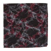 Pocket Squares - Banquet Camo - Black