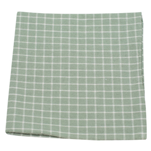 dominion plaid spring mint pocket square