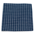 Select Blue Dominion Plaid Pocket Square