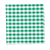 Select Kelly Green Classic Gingham Pocket Square