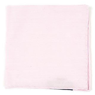 solid flex blush pink pocket square