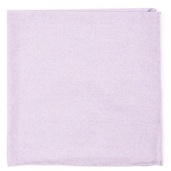 Lavender Cotton Tango Pocket Square