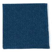 Pocket Squares - Solar Trip - Navy