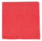 POCKET SQUARES - SOLID PATROL - PERSIMMON RED