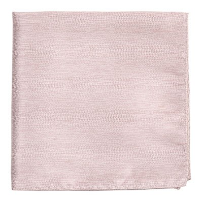 Neutral Mauve Mumu Weddings - Desert Solid Pocket Square