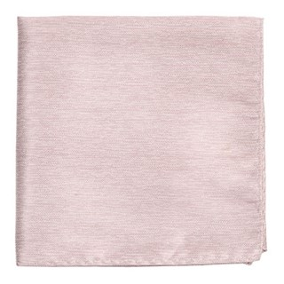 Mumu Weddings - Desert Solid Neutral Mauve Pocket Square