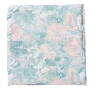 Mumu Weddings - Sage I Do Pocket Square