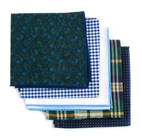 Green Trendy Green Pack pocket square