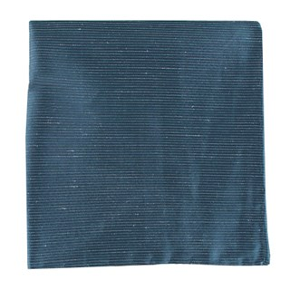 fountain solid navy pocket square