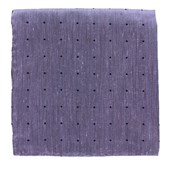 Pocket Squares - BULLETIN DOT - PURPLE