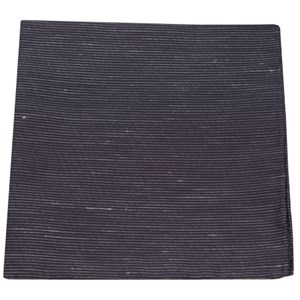 fountain solid deep eggplant pocket square