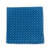 Similar Item - Royal Blue Geo Scope Pocket Square