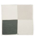 Pocket Squares - REVOLUTION DOTS - Grey