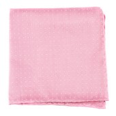 Pocket Squares - Destination Dots - Pink