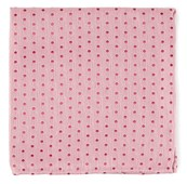 Pocket Squares - Shock Dots - Baby Pink
