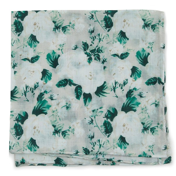 Stone Mumu Weddings - Bouquet Toss Pocket Square