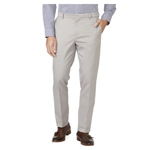 stretch cotton granite pants