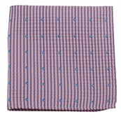 Pocket Squares - French Kiss - Baby Pink
