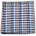 Blue Daydream Plaid Pocket Square