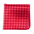 Select Red Offshore Pocket Square Selected
