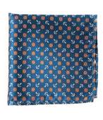 Pocket Squares - OFFSHORE - SERENE BLUE
