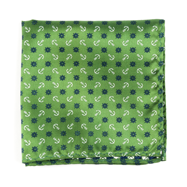 Treetop Offshore Pocket Square